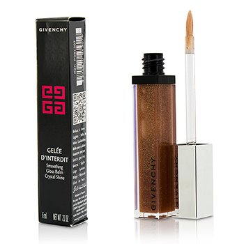 Givenchy Gelee D'Interdit Smoothing Gloss Balm Crystal Shine - # 13 Dazzling Caramel  6ml/0.21oz