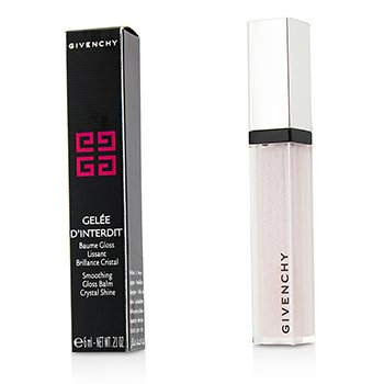 Givenchy Błyszczyk do ust Gelee D'Interdit Smoothing Gloss Balm Crystal Shine - # 15 Lune Argentee  6ml/0.21oz