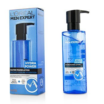 L'Oreal Men Expert Hydra Power Loci�n Agua  120ml/4oz