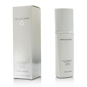Estee Lauder Crescent White Full Cycle Brightening Emulsión Leche  100ml/3.4oz