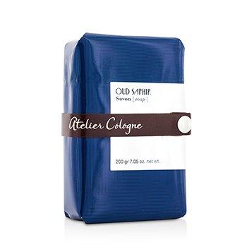 Atelier Cologne Oud Saphir Soap  200g/7.05oz