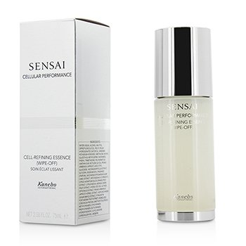 Kanebo Sensai Cellular Performance Cell Refining Esencia (Remover con Tissue)  75ml/2.5oz