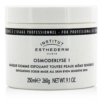 Esthederm Osmoderlyse 1 Exoliating Scrub Mask - Salon Product  260g/9.1oz