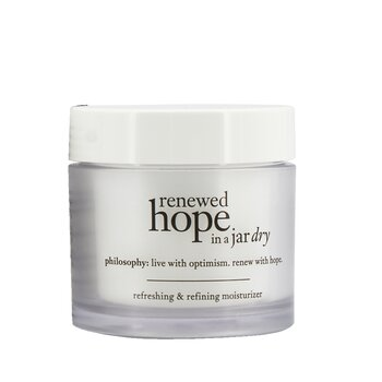 פילוסופי Renewed Hope In A Jar Refreshing & Refining Moisturizer For Dry Skin  60ml/2oz