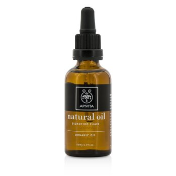 Apivita Natural Oil - Calendula Organic Oil  50ml/1.7oz