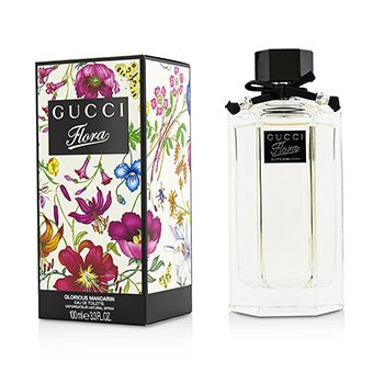 Gucci Flora By Gucci Glorious Mandarin Eau De Toilette Spray (Nueva Presentaci�n)  100ml/3.3oz