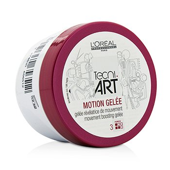 L'Oreal Professionnel Tecni.Art Motion Gelee Movement Boosting Gelee (Force 3)  100ml/3.4oz