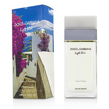 Dolce & Gabbana Light Blue Escape To Panarea Eau De Toilette Spray (Edici�n Limitada)  100ml/3.3oz