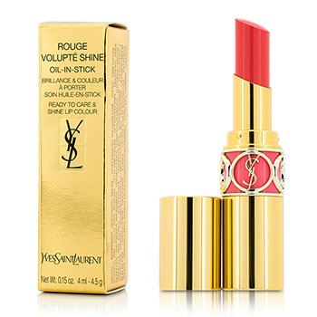 Yves Saint Laurent Rouge Volupte Aceite Brillo en Barra - # 41 Corail A Porter  4.5g/0.15oz