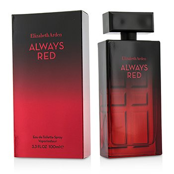 אליזבת ארדן Always Red Eau De Toilette Spray  100ml/3.3oz