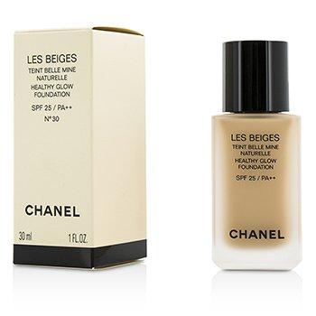 Chanel Podkład do twarzy z filtrem UV Les Beiges Healthy Glow Foundation SPF 25 - No. 30  30ml/1oz