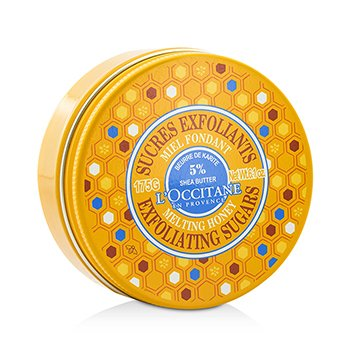 L'Occitane Shea Melting Honey Az�car Exfoliante  175g/6.1oz