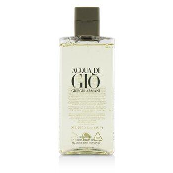 จีออร์จีโอ อาร์มานี่ Acqua Di Gio All Over Body Shampoo  200ml/6.7oz