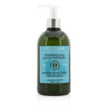 L'Occitane Aromachologie Revitalising Fresh Shampoo (Daily Use)  500ml/16.9oz