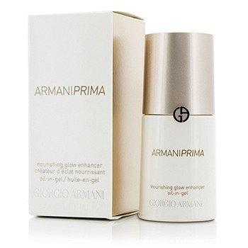 ジョルジオアルマーニ Armani Prima Nourishing Glow Enhancer Oil-In-Gel  30ml/1.01oz