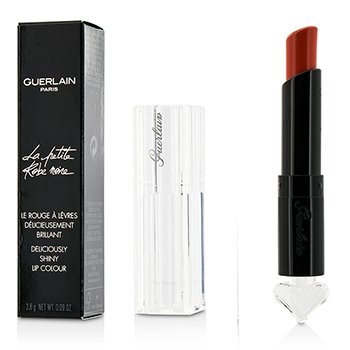 Guerlain La Petite Robe Noire Deliciously Shiny Color Labios - #042 Fire Bow  2.8g/0.09oz