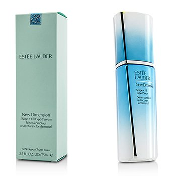 Estee Lauder New Dimension Shape + Fill Expert Suero  75ml/2.5oz