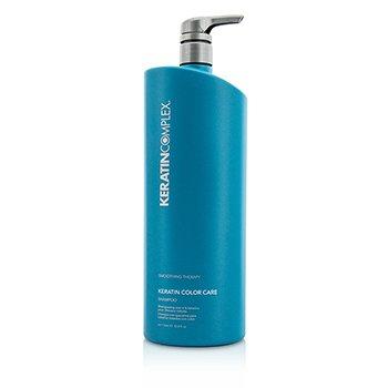 Keratin Complex Smoothing Therapy Keratin Color Care Шампунь (для Всех Типов Волос)  1000ml/33.8oz