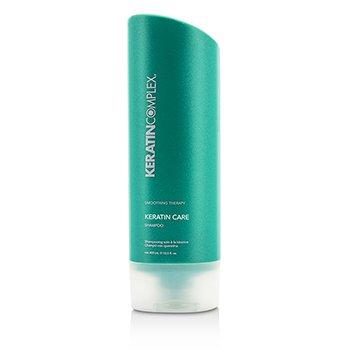 ケラチンコンプレックス Smoothing Therapy Keratin Care Shampoo (For All Hair Types)  400ml/13.5oz