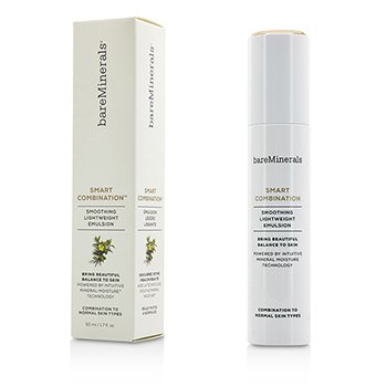 BareMinerals Smart Combination Emulsión Suavizante Ligera  50g/1.7oz