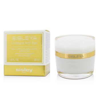 Sisley Sisleya L'Integral Anti-Age Day And Night Cream - Extra Rich for Dry skin  50ml/1.6oz
