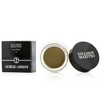 Giorgio Armani Maestro Ojos & Cejas o - # 12 Sand Blond  5g/0.17oz