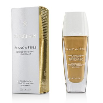 Guerlain Blanc De Perle Essence Infused Brightening Foundation SPF 25 - # 03 Beige Naturel  30ml/1oz