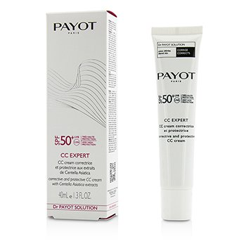 Payot Ochronny krem na dzień Dr Payot Solution CC Expert Corrective and Protective CC Cream SPF 50+  40ml/1.3oz