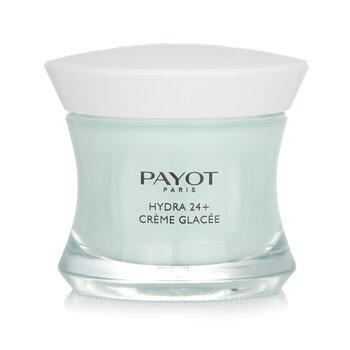 Payot Hydra 24+ Creme Glacee Cuidado Humectante - Para Piel Deshidratada, Normal a Seca  50ml/1.6oz