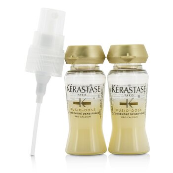Kerastase Kuracja do włosów Fusio-Dose Concentre Densifique Intensive Bodifying Care (Fine or Thinning Hair)  10x12ml/0.4oz