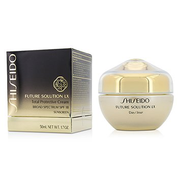 Shiseido Future Solution LX Total Crema Protectora SPF 18  50ml/1.7oz