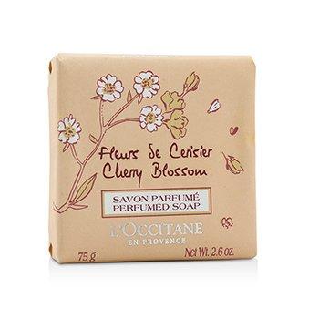 L'Occitane Cherry Blossom Perfumed Soap  75g/2.6oz