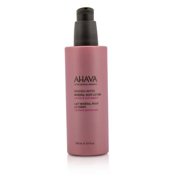 Ahava Deadsea Water Mineral Body Lotion - Cactus & Pink Pepper  250ml/8.5oz