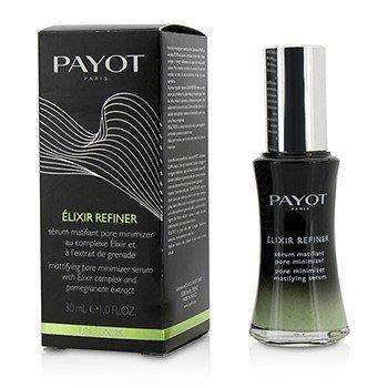 Payot Les Elixirs Elixir Suero Refinador Matificante Minimizante de Poros - Para Piel Mixta a Grasa  30ml/1oz