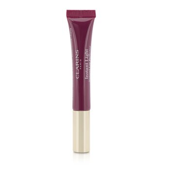 Clarins Eclat Minute Instant Light Perfeccionante de Labios Natural - # 08 Plum Shimmer  12ml/0.35oz