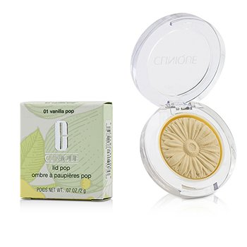 Clinique Pop de Párpados - # 01 Vanilla Pop  2g/0.07oz