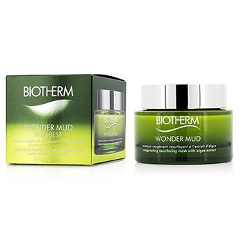 Biotherm Skin Best Wonder Mud Oxygenating Resurfacing Mask With Algae Extract  75ml/2.53oz