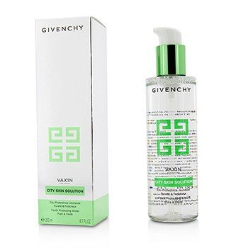 Givenchy Vax'In For Youth City Skin Solution Youth Protecting Water  200ml/6.7oz
