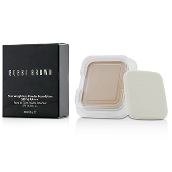 Bobbi Brown Skin Weightless Powder Foundation SPF 16 Refill - #4 Natural  11g/0.38oz