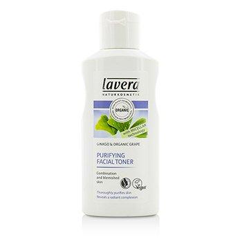 Lavera Tónico Facial Purificante Uva & Ginkgo Orgánico (Para Piel Mixta & Espinillas)  125ml/4.1oz