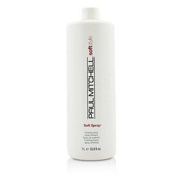 Paul Mitchell Soft Style Soft Spray (Finishing Spray)  1000ml/33.8oz