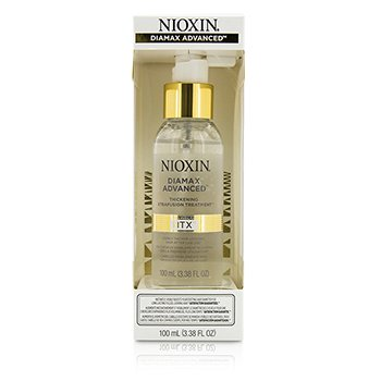 Nioxin Nioxin Intensive Therapy Diamax  Advanced Thickening Xtrafusion Tratamiento  100ml/3.38oz