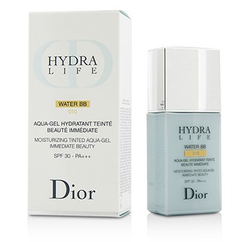คริสเตียน ดิออร์ Hydra Life Water BB Moisturizing Tinted Aqua-Gel SPF 30 - # 010  30ml/1oz
