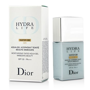 คริสเตียน ดิออร์ Hydra Life Water BB Moisturizing Tinted Aqua-Gel SPF 30 - # 020  30ml/1oz