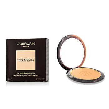 Guerlain Terracotta The Bronzing Powder (Bronceado Natural y Larga Duraci�n) - No. 03 Natural Brunettes  10g/0.35oz