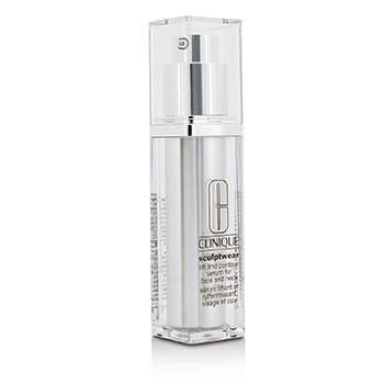 Clinique Sculptwear Lift & Contour Serum for Face & Neck - Serum Wajah & Leher  30ml/1oz