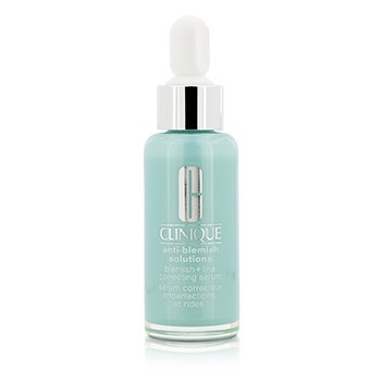 Clinique Anti-Blemish Solutions Suero Corrector de Manchas + Líneas  30ml/1oz