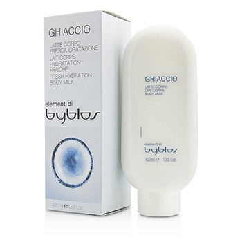 ビブロス Ghiaccio Fresh Hydration Body Milk  400ml/13.5oz