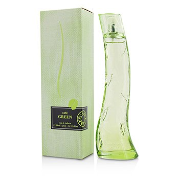 Cafe Cafe Cafe Green Eau De Toilette Spray  100ml/3.4oz