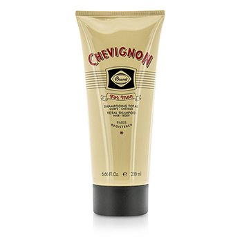 Chevignon Chevignon For Men Total Shampoo (For Hair & Body)  200ml/6.66oz